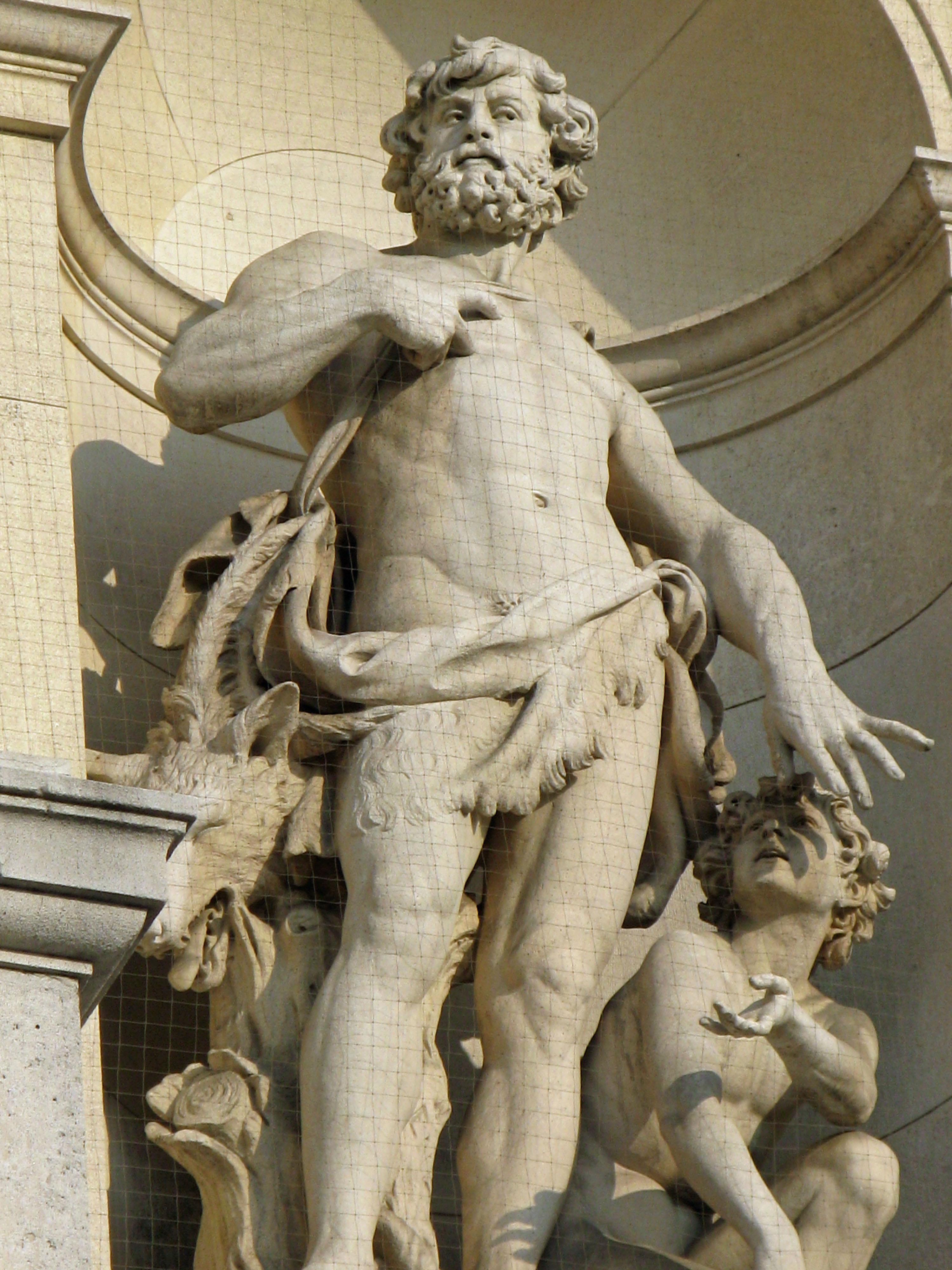 Hot Gay Statues: Vienna,