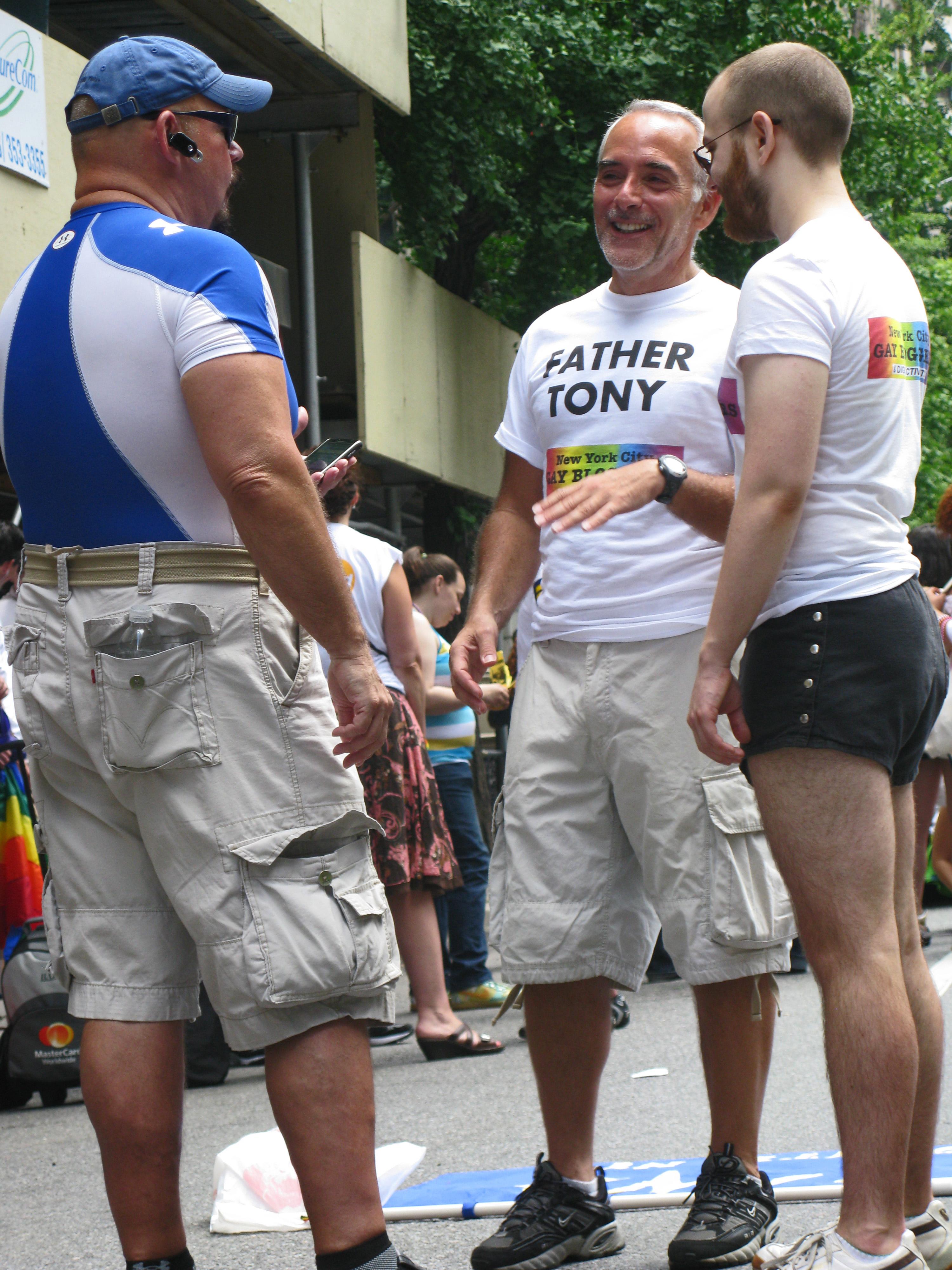 Gay bloger